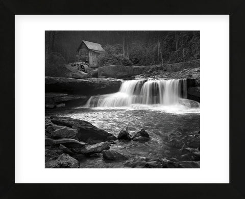 Glade Mill Creek (Framed) -  Stephen Gassman - McGaw Graphics