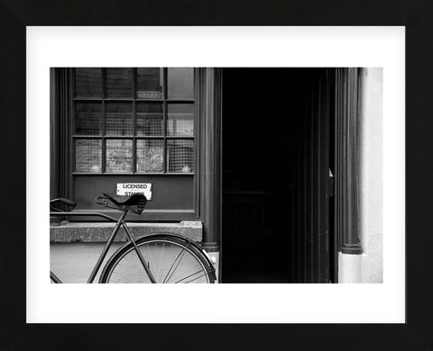 Irish Bike (Framed) -  Stephen Gassman - McGaw Graphics