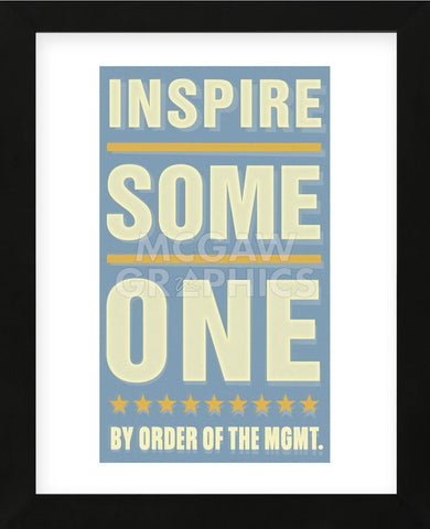John W. Golden - Inspire Someone