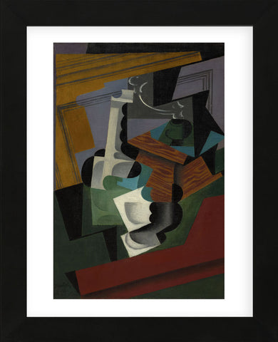 The Coffee Mill, 1916 (Framed) -  Juan Gris - McGaw Graphics