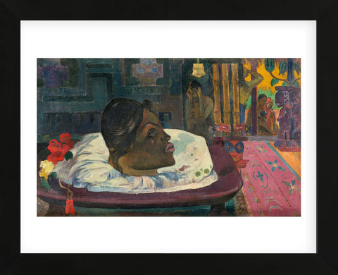 The Royal End, 1892 (Framed) -  Paul Gauguin - McGaw Graphics