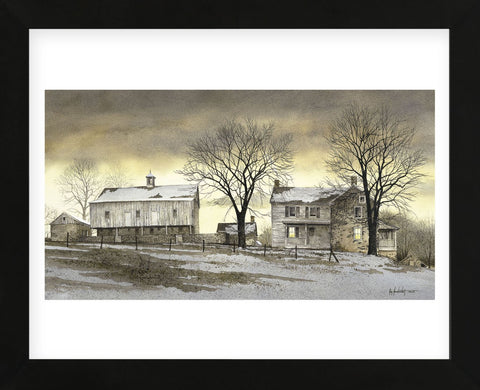 End of the Day (Framed) -  Ray Hendershot - McGaw Graphics
