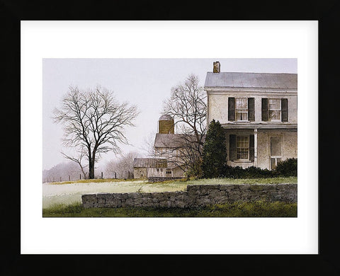 First Signs of Spring  (Framed) -  Ray Hendershot - McGaw Graphics