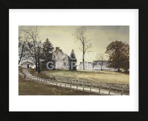 Ray Hendershot - Late October