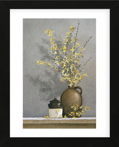 Ray Hendershot - Forsythia
