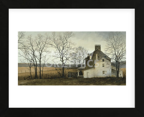Early to Retire  (Framed) -  Ray Hendershot - McGaw Graphics