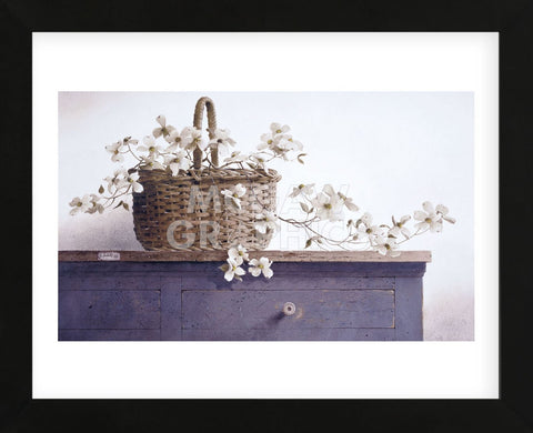 Dogwood Branch  (Framed) -  Ray Hendershot - McGaw Graphics