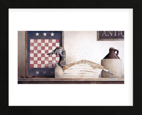 Ray Hendershot - Checkers and Slats