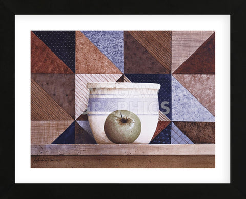 Patchwork II  (Framed) -  Ray Hendershot - McGaw Graphics