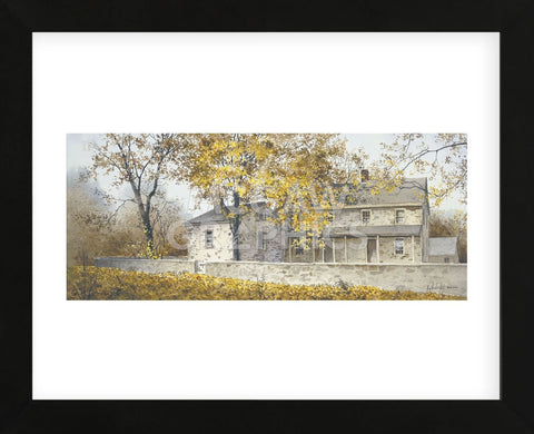 A Blanket of Gold  (Framed) -  Ray Hendershot - McGaw Graphics