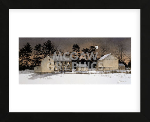 Spruce Hill  (Framed) -  Ray Hendershot - McGaw Graphics