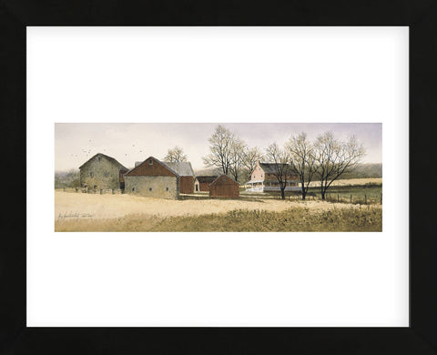 Elder Farm (Framed) -  Ray Hendershot - McGaw Graphics
