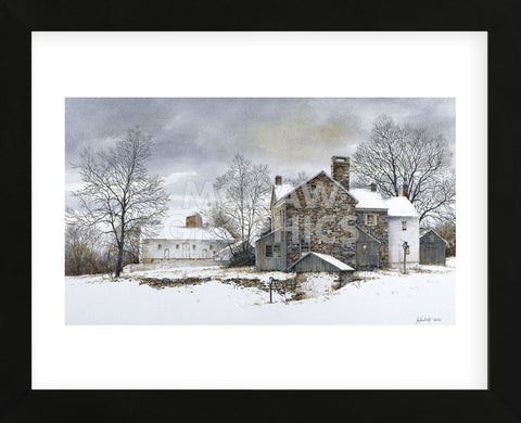 Back Home  (Framed) -  Ray Hendershot - McGaw Graphics