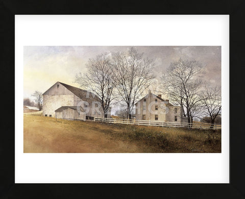 Tollgate Road  (Framed) -  Ray Hendershot - McGaw Graphics