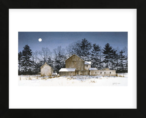 Pine Ridge  (Framed) -  Ray Hendershot - McGaw Graphics