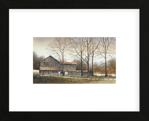 Treeline (Framed) -  Ray Hendershot - McGaw Graphics