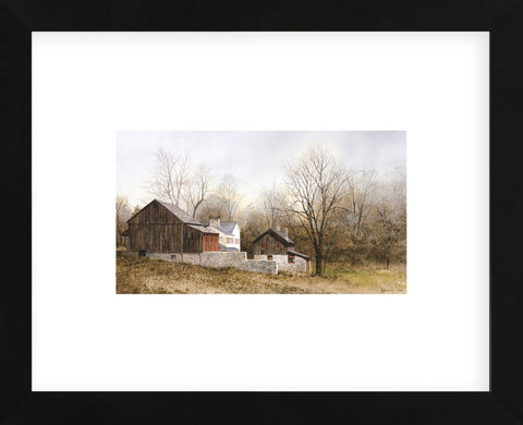 North of New Hope (Framed) -  Ray Hendershot - McGaw Graphics