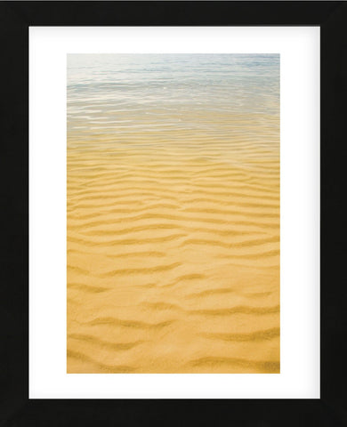Ripples in the Sand (Framed) -  Michael Hudson - McGaw Graphics