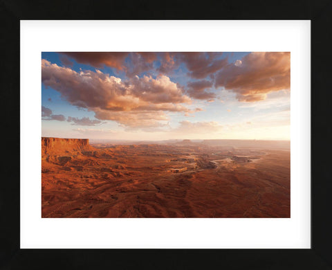 Green River Overlook (Framed) -  Michael Hudson - McGaw Graphics