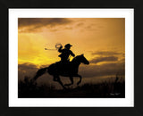 Late for Dinner (Framed) -  Barry Hart - McGaw Graphics