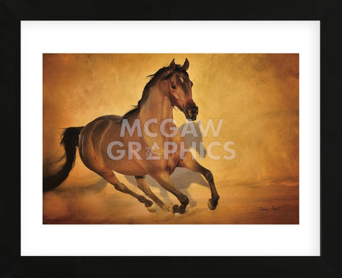 Born to Run (Framed) -  Barry Hart - McGaw Graphics