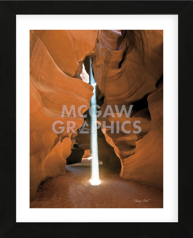 Divine Light (Framed) -  Barry Hart - McGaw Graphics