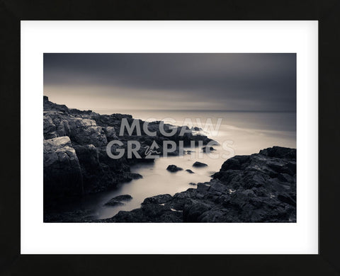 Little Hunters Head (Framed) -  Michael Hudson - McGaw Graphics
