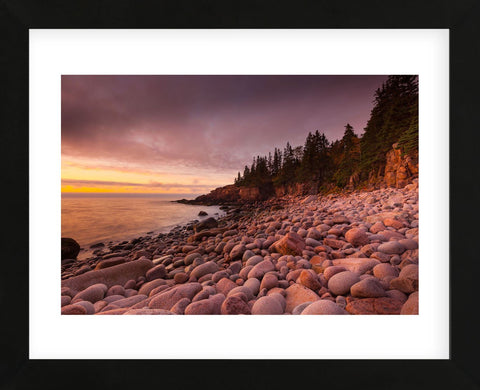 Morning, Monument Cove (Framed) -  Michael Hudson - McGaw Graphics