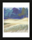 Coastal Dunes I (Framed) -  Cathe Hendrick - McGaw Graphics