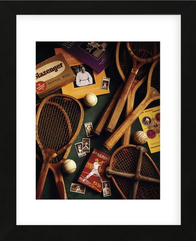 Tennis  (Framed) -  Michael Harrison - McGaw Graphics