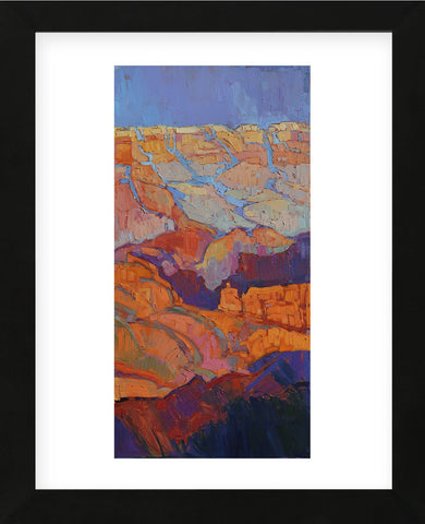 Grand Sunset (right) (Framed) -  Erin Hanson - McGaw Graphics