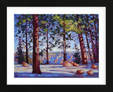 North Rim (Framed) -  Erin Hanson - McGaw Graphics