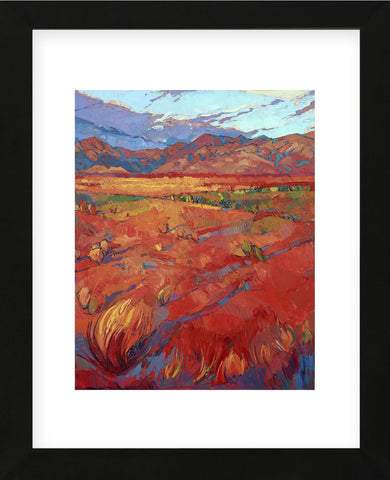 Erin Hanson - Desert Rainbow (center)