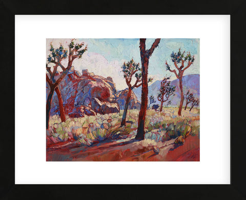 Joshua in Light (Framed) -  Erin Hanson - McGaw Graphics