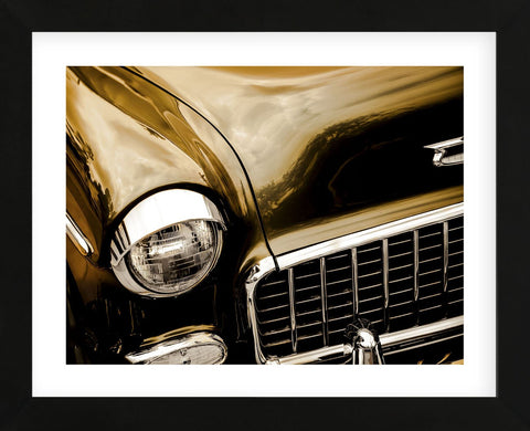 Classic Sepia III (Framed) -  Ryan Hartson-Weddle - McGaw Graphics