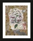White Lily and Lace  (Framed) -  Annabel Hewitt - McGaw Graphics