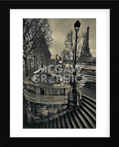 Paris (Framed) -  Sabri Irmak - McGaw Graphics