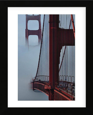 Golden Gate Bridge (Framed) -  Sabri Irmak - McGaw Graphics