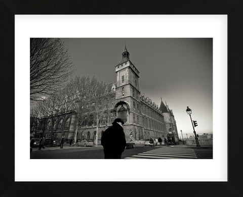 Parisian (Framed) -  Sabri Irmak - McGaw Graphics