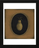 Pear 04 (Framed) -  Barbara Jeffords - McGaw Graphics