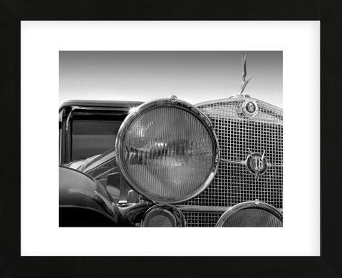 Cadillac V16 (Framed) -  Richard James - McGaw Graphics