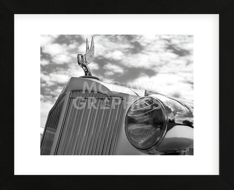 Packard (Framed) -  Richard James - McGaw Graphics