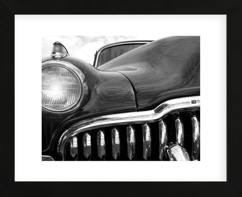 Buick Eight (Framed) -  Richard James - McGaw Graphics