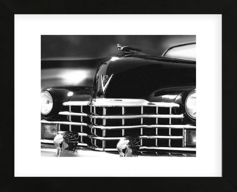 Legends Cadillac (Framed) -  Richard James - McGaw Graphics