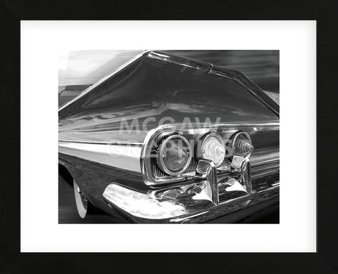 Chevy Tail (Framed) -  Richard James - McGaw Graphics