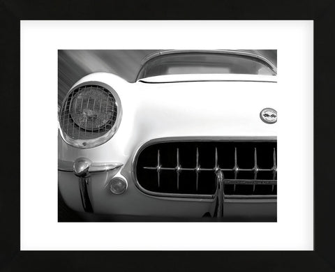 Royal Corvette (Framed) -  Richard James - McGaw Graphics
