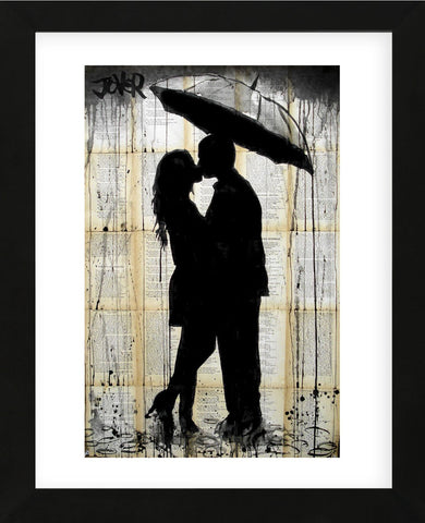Rain Series No. 2 (Framed) -  Loui Jover - McGaw Graphics