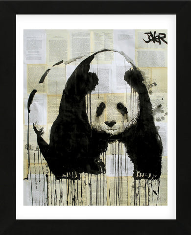 Endangered Species II (Framed) -  Loui Jover - McGaw Graphics
