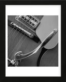 Classic Guitar Detail VII (Framed) -  Richard James - McGaw Graphics