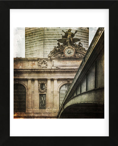 Grand Central (Framed) -  Richard James - McGaw Graphics